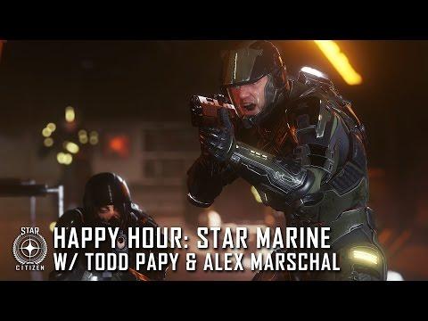 Star Citizen: Happy Hour w/ Todd Papy & Alex Marschal