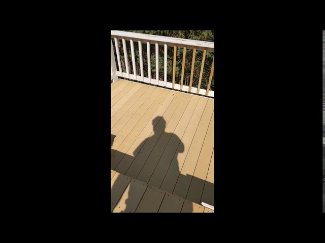 Deck Installation Mistakes
