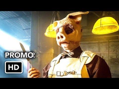 """Gotham Season 4 """"Professor Pyg"""" Trailer (HD)"""