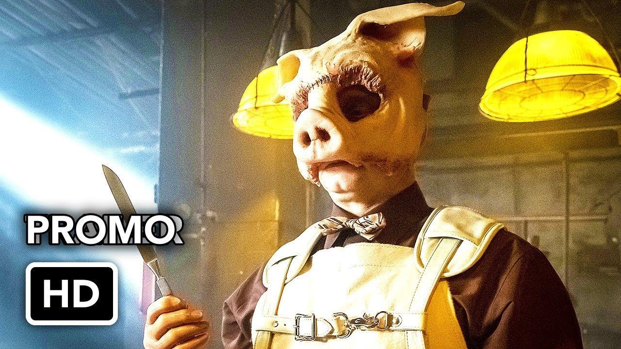 "Download Gotham Season 4 ""Professor Pyg"" Trailer (HD)"