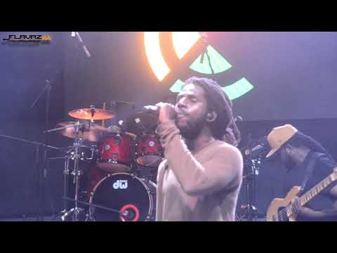 "Chronixx Live in Belize City 2019 - ""I Can"""