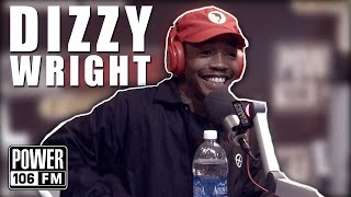 Dizzy Wright On Funk Volume's Break Up, Meeting Dr. Dre, Working With Xzibit + More!