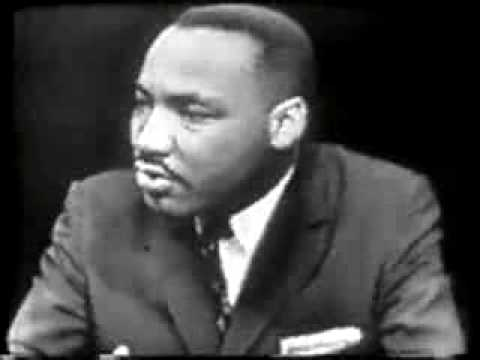 first interview with Martin Luther King from 1957 part 2
