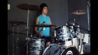 Scar - Wiz Khalifa - Work Hard Play Hard (Drum Cover)
