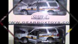 nypd diecast cars