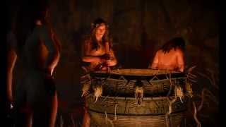 Ведьмак 3.  Битва Цири с ведьмами.