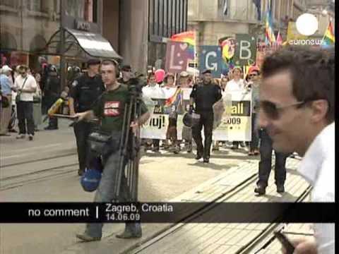 Zagreb Gay Pride Parade