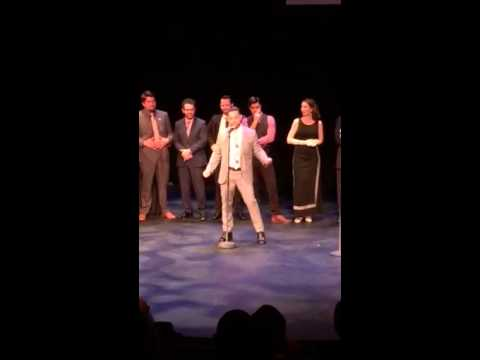 June 2, 2015: Arties - Anthony Alcocer (as Aldopho) and the Musicalfare cast of Drowsey Chaperone