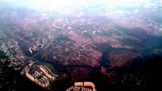 nilje mumbai aerial view baba awesam