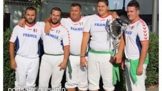 Champions de joutes provençales 2011: point presse