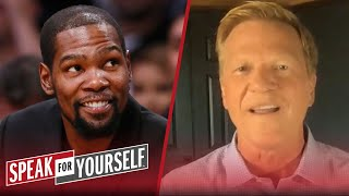 I can't defend Kevin Durant for saying he'd sit out NBA restart — Ric Bucher | SPEAK FOR YOURSELF