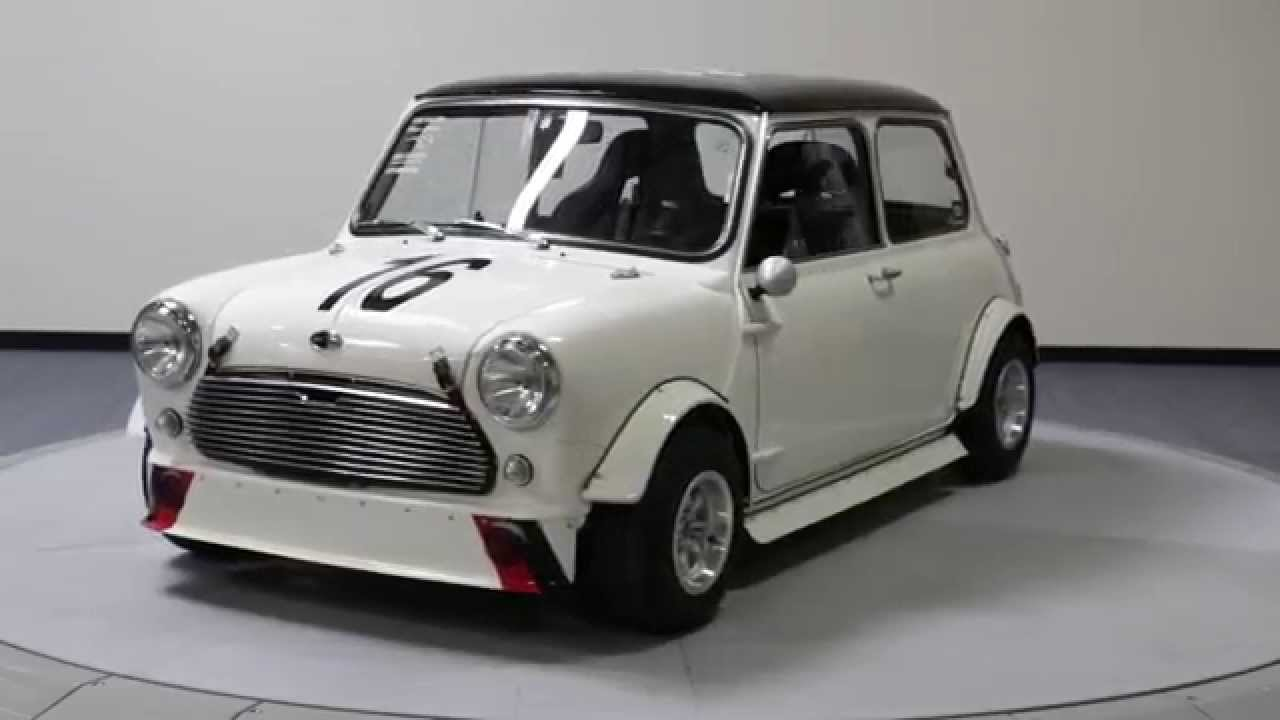 1969 Austin Mini Cooper Mkii Youtube