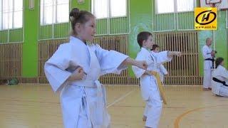Карате-до в Минске, приходят заниматься и дети, и пожилые