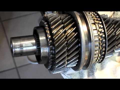 Honda Synchronizer 5th Gear Youtube