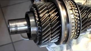 honda synchronizer 5th gear