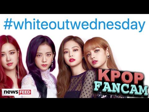 K-pop Stans SHUT DOWN &39;Whiteout Wednesday&39;