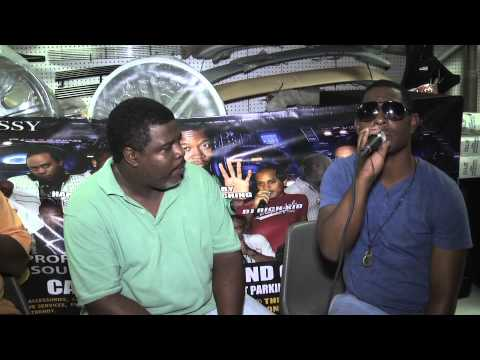 Cayman cup sound Clash 4 April 2014 Interview With Grillo Machine Sound
