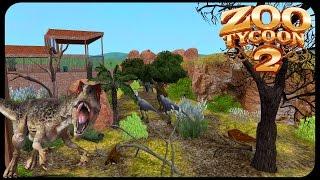 Allosaurus | Zoo Tycoon 2 Extinct Animals Exhibit Build