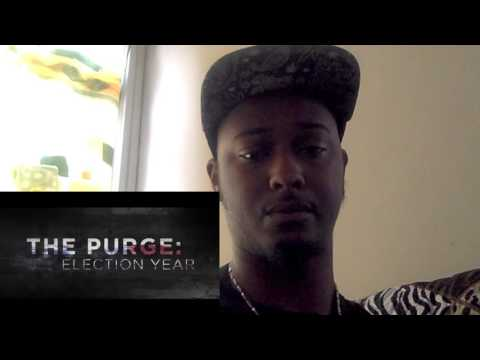 The Purge: Election Year - Official Trailer (HD) Reaction