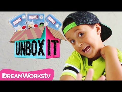 Thumbnail: Marvel Mystery Minis Unboxing with TheSkylanderBoy | UNBOX IT!
