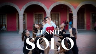 [KPOP IN PUBLIC MEXICO] JENNIE 제니 - SOLO 솔로 Dance Cover [The Essence]