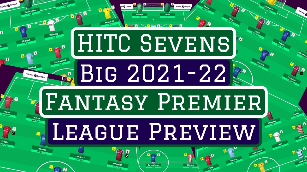 My 2021-22 Fantasy Premier League Tips, Tricks, & Predictions