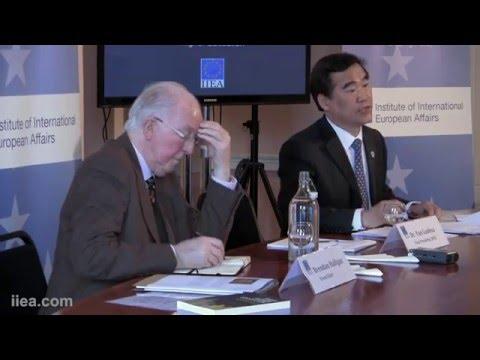 Dr  Yan Guohua - The Internationalisation of Chinese Higher Education