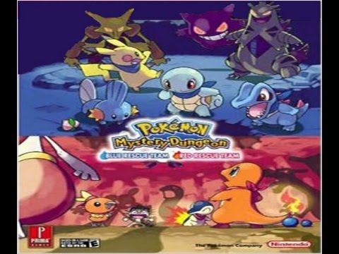 pokemon mystery dungeon team rot rom