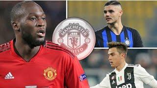 Manchester United open talks with Juventus and Inter over stunning Romelu Lukaku swap deal