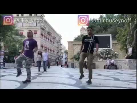 Meg & Dia - Monster ♫ Shuffle Dance Azerbaijan (Music Video) - Samir Hüseynov  | LUM!X Remix