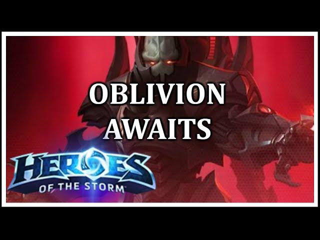McIntyre - Oblivion Awaits - Alarak Hero Breakdown