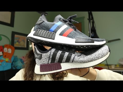 Are Primeknit NMDs better than regular NMDs?