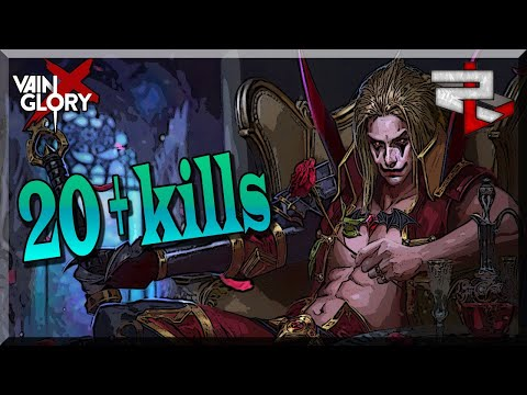 Cp BlackFeather- 40+ Days Away From Vainglory, How Will I Do?!?! Vainglory 5v5