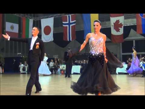 Belgium Open 2012 - International Open Standard - Final - Benedetto Ferruggia & Claudia Köhler