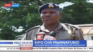 Kifo Cha Mwanafunzi: Mwanafunzi wa Lugusi adungwa kisu na mwenzake na kufariki