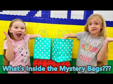What's Inside The Mystery Bags? Tiny Tukkins Vs Surprizamals Squeezamals