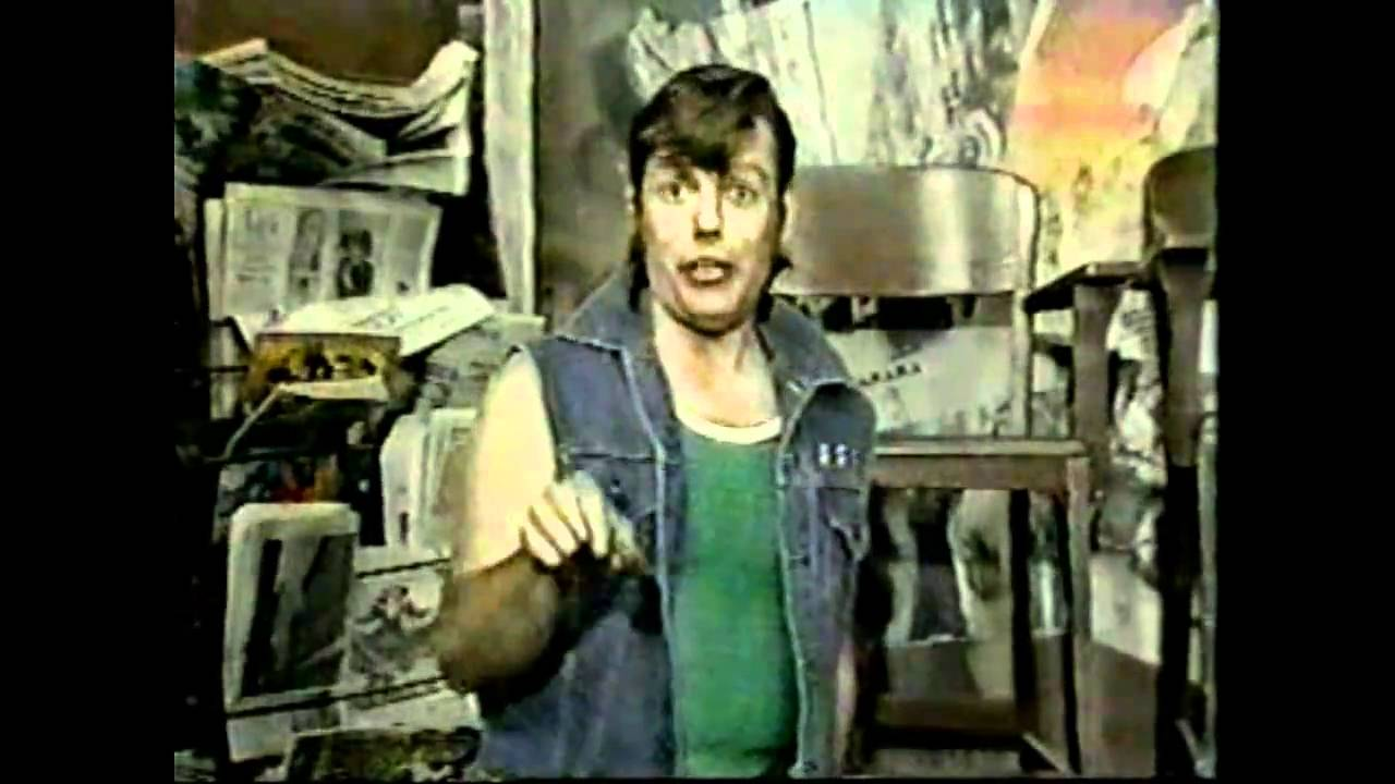 Superb Sha Na Na ~Dirty Dan Tells How To Be In Shape.AVI   YouTube