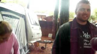 camping argentario allagato