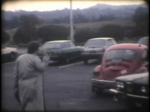 Old School Film - Enjoying San Mateo County, 1982