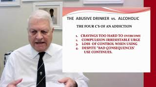 Drinking Alcohol and Alcohol Abuse Disorder