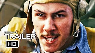 MIDWAY Official Trailer #2 (2019) Nick Jonas, Woody Harrelson Movie HD