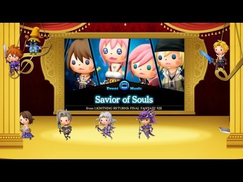 Theatrhythm Final Fantasy Curtain Call - E3 Trailer