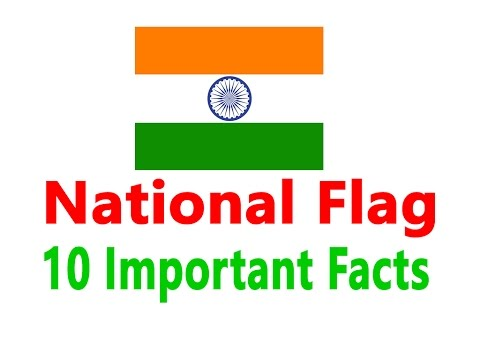 National Flag - 10 Important Facts