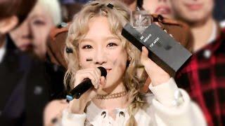 Video 《Inkigayo WIN》 인기가요 1위 발표 태연(TAEYEON) - I(아이) 20151018 download MP3, 3GP, MP4, WEBM, AVI, FLV Juli 2018