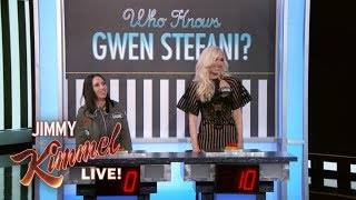 Who Knows Gwen Stefani? – Gwen Stefani vs. Superfan