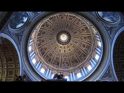 Vatican City - St. Peter's Basilica HD (2015)