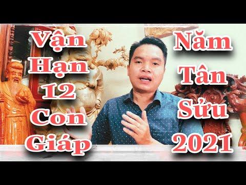Vận Hạn 12 Con Giáp năm 2021 Tân Sửu