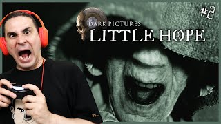How Many Times Should I Be Scared ?! (Little Hope # 2)