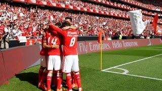 Top 10 golos Benfica / Estádio da Luz / 2014-2015