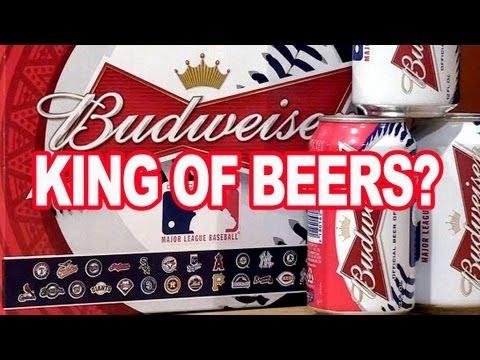 Budweiser - Blind Taste Test